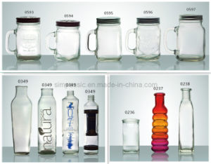 Glass Bottle (From 10ml to 3800ml) pictures & photos