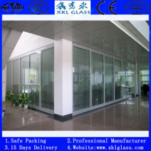 Flat Polished Glass for Door with CE & ISO & CCC Certificate