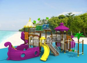 Outdoor Playground (HD-082A) pictures & photos