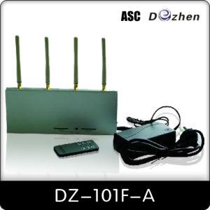 GSM /CDMA /PCS /DCS /3G Signal Jammer (DZ101F-A)
