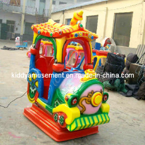 Amusement Park Rides Train for Playground