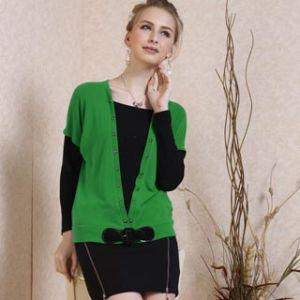 Fashion Lady′s Cotton T-Shirts (11s178)