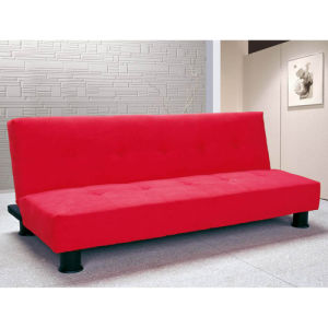 Modern Functional Fabric Sofa Bed (WD-696)