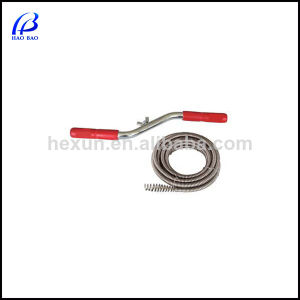 Drain Cleaning Machine and Cables (48S)