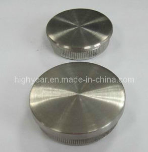 Stainless Steel Reduced Curved End Cap for Tube