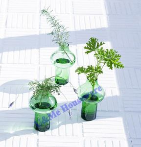 Glass Vase (HV397G)