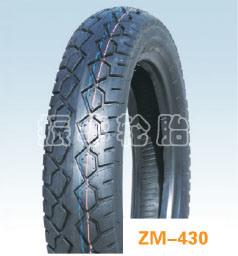 Motorcycle Tyre (ZM430 TT&TL)