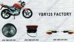 Ybr125 (JFW-HZ-7)