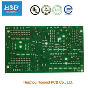 Doubleside Flexible PCB with UL / SGS / Ts16949 (HXDv76)