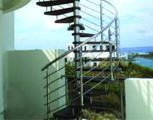 Handrail Balustrade/Spiral Stair/Glass Stair pictures & photos