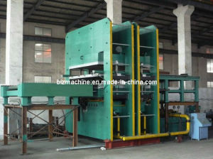 Frame Type Vulcanizing Press with Double Shuttles pictures & photos