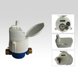 Digital Meter-Single Jet Dry Type Vane Wheel Water Meter