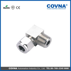 Yz2-2 Stainless Steel Double Ferrule Fittings Flexible Terminal