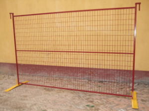 PVC Coated Metal Security Wire Mesh Fence