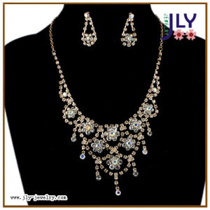 Fashion Jewellery Cup Chain Necklace Set (JLY-CH-7143) pictures & photos