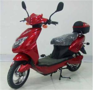500W Electric Scooter With Pedal (AG-PED03) pictures & photos