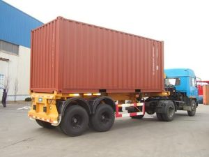 Container Tipping Trailer (TT4000)