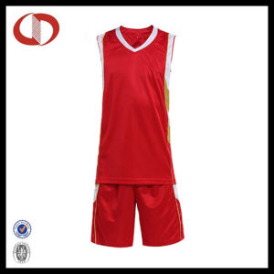 China Cheap Wholesale Man Basketball Uniforms pictures & photos