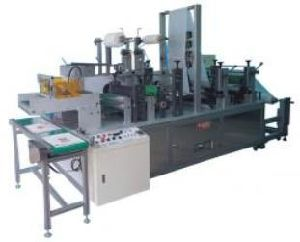 Fully Automatic Disposable Nowoven Headrest Cover Machine