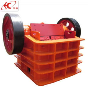 Construction Crushing Equipment Jaw Crusher pictures & photos