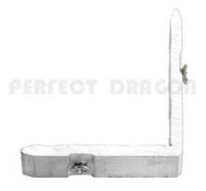 Exquisite Eraftsmanship Joint Corner Hl6447 for Aluminum Profile pictures & photos
