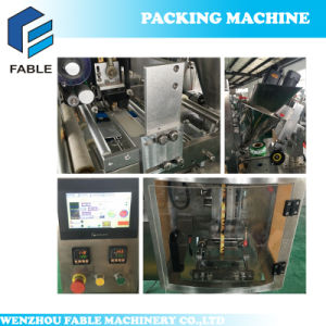 Pouch Powder Filling Sealing Packing Machine pictures & photos
