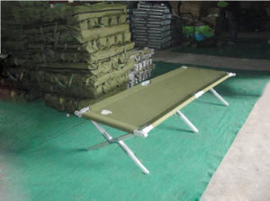 Folding Camping Bed (XY-205D) pictures & photos