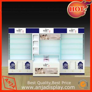 Shop Cosmetic Display Rack Cosmetic Display Cabinet pictures & photos