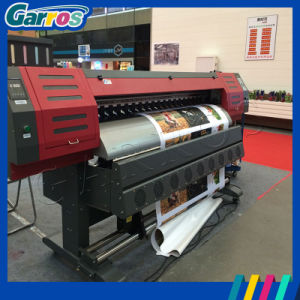 3.2m 4 Color Eco Solvent Printer Garros 3D Digital Flex Banner Printer with Dx5 Head Printer for Sale pictures & photos