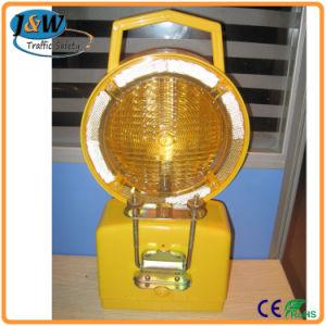 UK Style Solar Hazard Emergency LED Warning Light pictures & photos