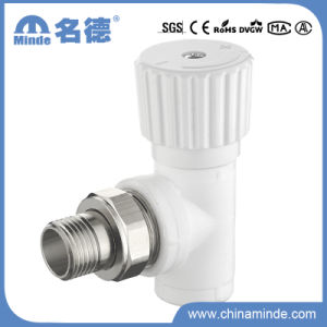 PPR Brass Ball Valve for Water Building Materials pictures & photos