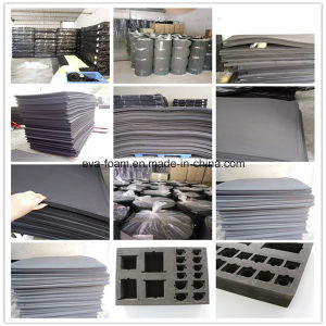 Bulk High Quality Black White Eco-Friendly EVA Sheet PE Foam