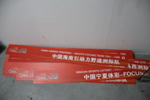 Wholesale Custom PVC Foam Board Printing for Sports Event Advertising pictures & photos