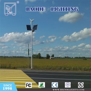 Customized Wind Solar Hybrid LED Street Light pictures & photos