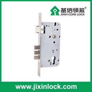 85series Lockbody with Latch and 3 Square Deadbolt (A02-8555-01)