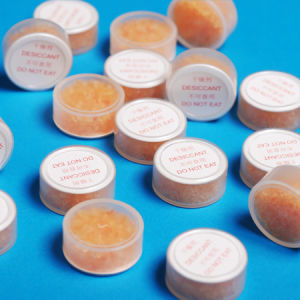 3G Silica Gel Wisecan Desiccant Canister with Us FDA Standard pictures & photos