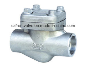 Forged Steel Swing Check Valve pictures & photos
