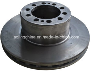 Auto Truck and Car Iron Brake Disc for Toyota (2992477) pictures & photos