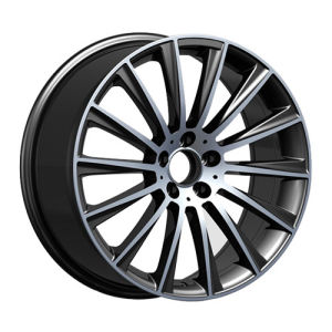 Various Sizes Available for Benz Replica Wheels pictures & photos