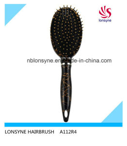 Hot Sale Hairbrush with Beautiful Painting