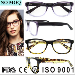 China Wholesale Acetate Optical Eyeglasses Frame for Women pictures & photos