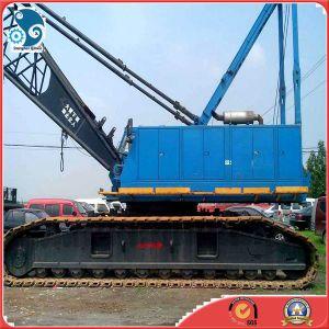 45ton Lattice_Boom Kobelco P&H Mechanical Crawler Track Jib Crane pictures & photos
