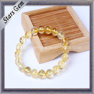 Various Size Natural Yellow Quartz Citrine Beads pictures & photos