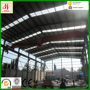 Large Span Prefabricated Structural Steel Factory Workshop pictures & photos