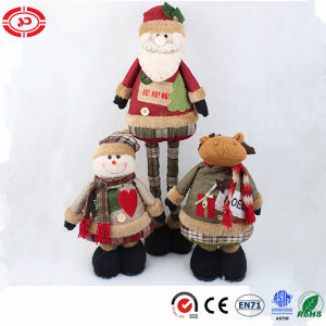 Xmas New Set Plush Soft Gift Stuffed Kids CE Toy pictures & photos