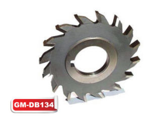 HSS Side & Face Milling Cutter (GM-DB134) pictures & photos