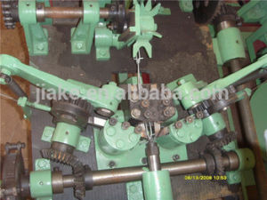 Best Price Barbed Wire Making Machine Manufacturer pictures & photos