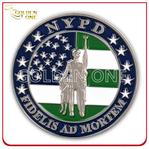 Die Cast Soft Enamel Metal Commemorative Coin pictures & photos
