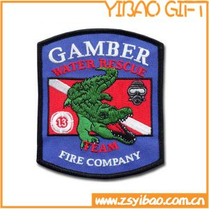 Embroidered Patches with Overlock (YB-e-039) pictures & photos