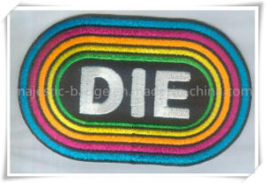 Customized Embroider Patches pictures & photos